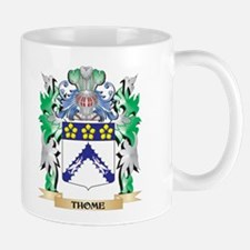 Thome Coat of Arms - Family Crest Mugs