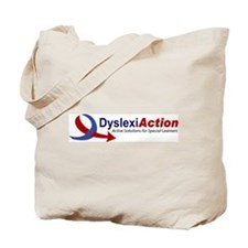 Funny Dyslexie Tote Bag