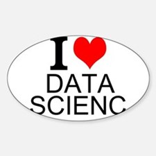 I Love Data Science Decal