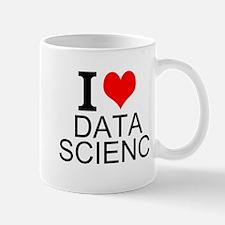 I Love Data Science Mugs