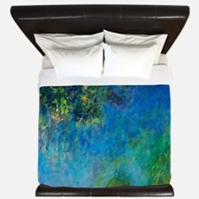 MONET - WISTERIA King Duvet