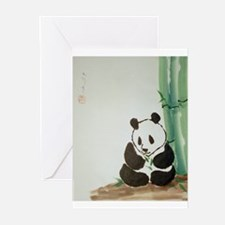 Panda Greeting Cards