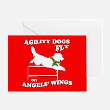 Agility Angels Christmas Card
