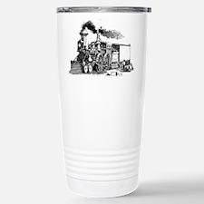 Cute Steam engine Travel Mug