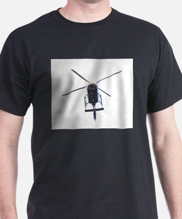 Manchester Police Helicopter - UK T-Shirt