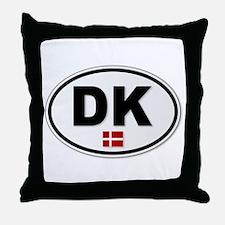 DK Platea Throw Pillow