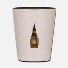 Big Ben Shot Glass