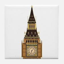 Big Ben Tile Coaster