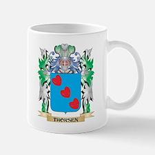Thorsen Coat of Arms - Family Crest Mugs