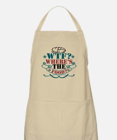 Where's The Food? Apron