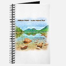 Jordan Pond - Acadia National Park Journal