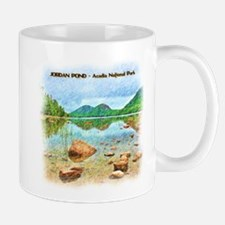 Jordan Pond - Acadia National Park Mugs