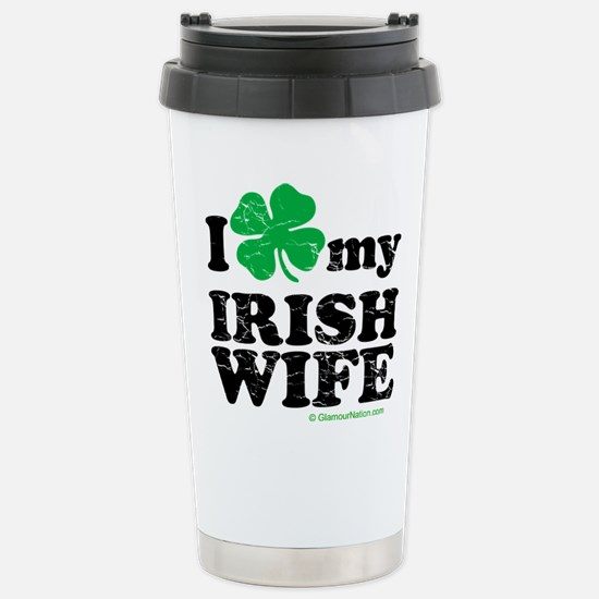 Love My Irish Wife Mugs