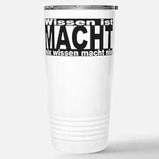 Cute Lingo Travel Mug