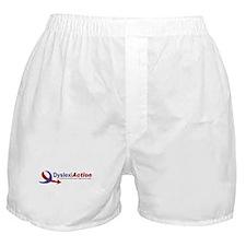 Cute Dyslexie Boxer Shorts