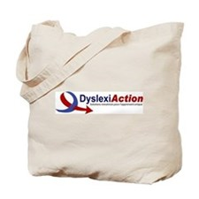Unique Dyslexie Tote Bag