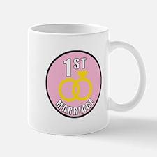 Adult Merit Badge: 1st Marriage Mugs