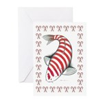 Candy Koi Greeting Cards (Pk of 10)