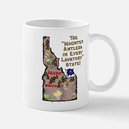 ID-Antlers! Mug