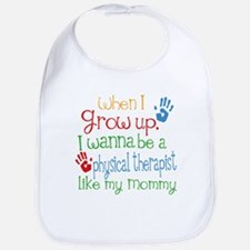 Unique Physical therapists Bib