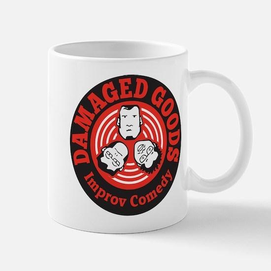 Dam Good Circle Logo Mugs