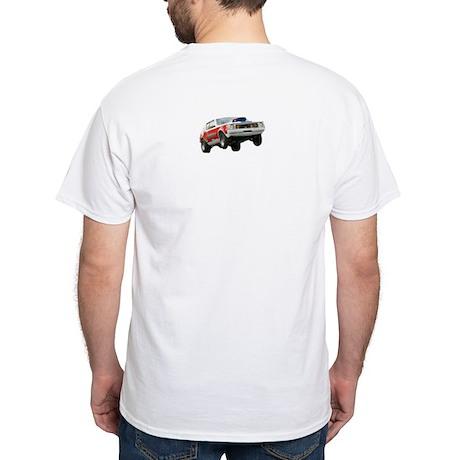 DND Gremlin White T-Shirt