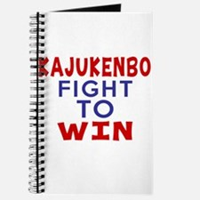 Kajukenbo Fight To Win Journal