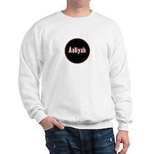 Pink Circle - Aaliyah Sweater