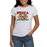 Pizza Maniac @ eShirtLabs.Com Women's T-Shirt