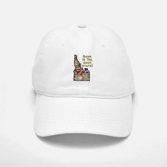 ID-Hood! Baseball Baseball Cap