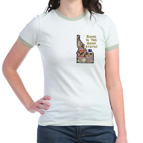 ID-Hood! Jr. Ringer T-Shirt