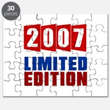 2007 Limited Edition Birthday Puzzle