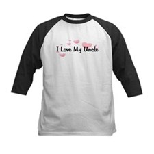 I Love My Uncle HEARTS Tee