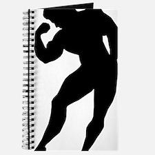 Cute Bodybuilder Journal