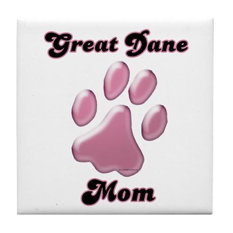Dane Mom3 Tile Coaster