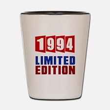 1994 Limited Edition Birthday Shot Glass