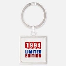 1994 Limited Edition Birthday Square Keychain