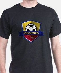 Cute Colombia soccer T-Shirt