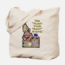 ID-Trout! Tote Bag