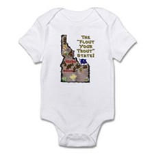 ID-Trout! Infant Bodysuit