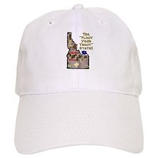 ID-Trout! Baseball Cap