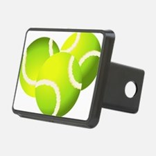 Funny Tennis Hitch Cover