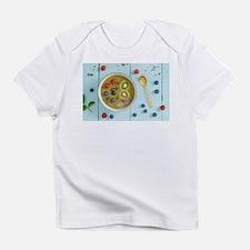 Kiwi smoothie bowl Infant T-Shirt