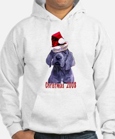 Great Dane Christmas Puppy Hoodie