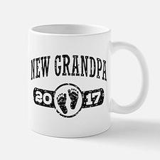 New Grandpa 2017 Mug