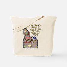 ID-Potatoe! Tote Bag
