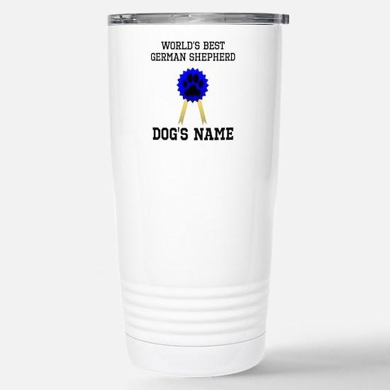 Worlds Best German Shepherd (Custom) Mugs