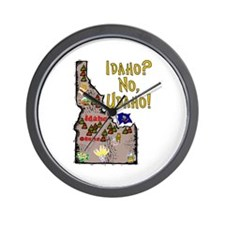 ID-Udaho! Wall Clock