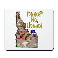 ID-Udaho! Mousepad