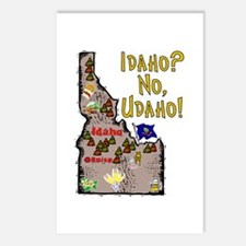 ID-Udaho! Postcards (Package of 8)